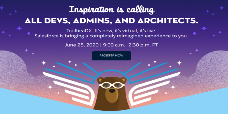 A Different TrailheaDX 2020 for the Salesforce Community